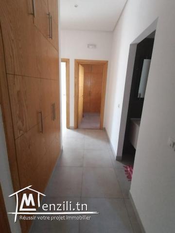 étage de villa s2 très haut standing