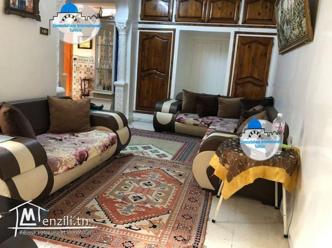 vente une maison style américain à bouhsina