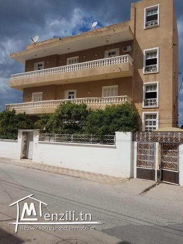 Villa , 3 appartements et un studio