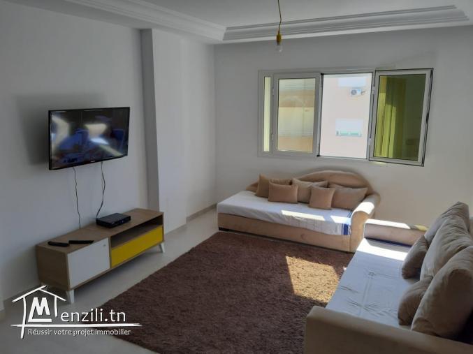 Appartement S+3 wahat L'aouina