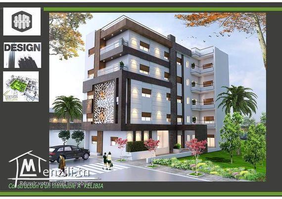 Un Appartement À Kelibia Avec Facilité De Paiement