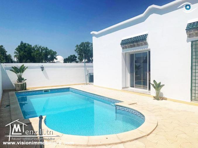 Vacances villa Pivoine S+3