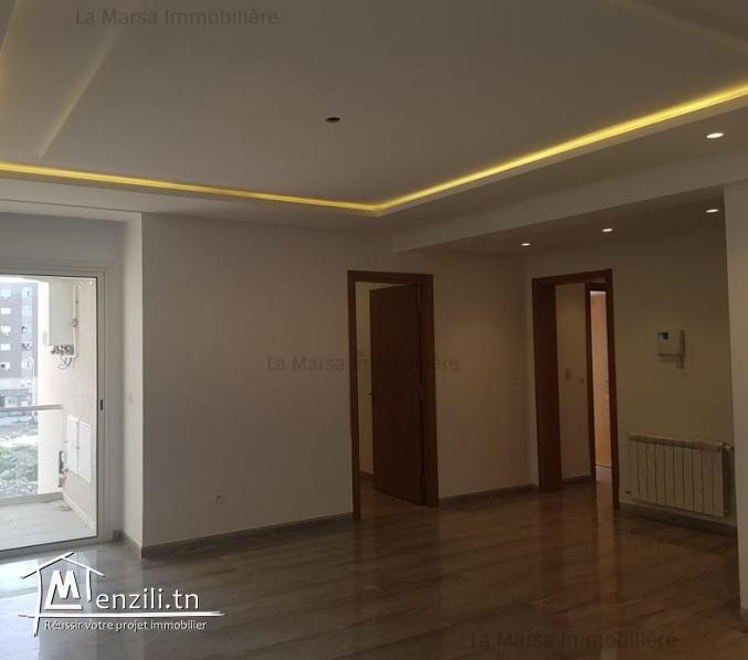 A Louer appartement s2 neuf à la Soukra