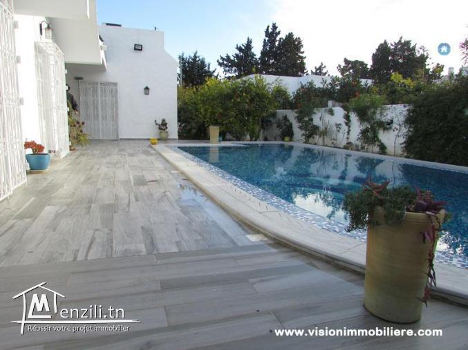 Vacances Villa Muscari S+4