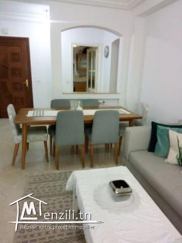 A vendre spacieux appartement S+3 à medina