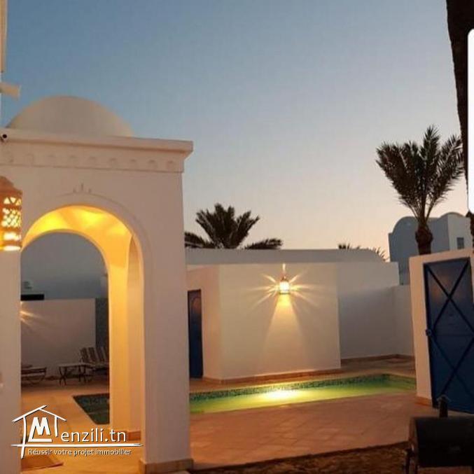 Maison pour location vacance à la zone touristique Djebra