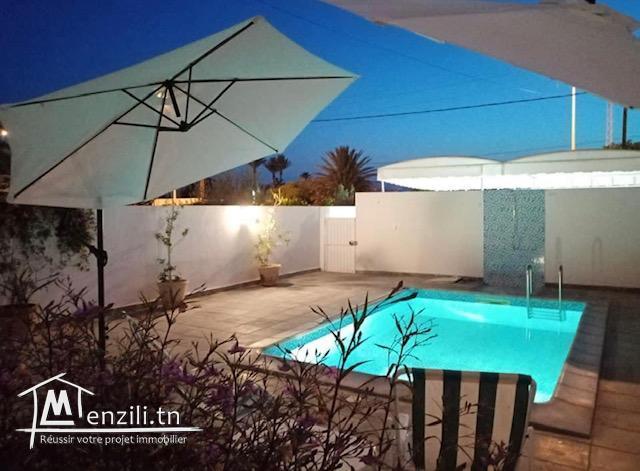 Duplex Haut Standing à louer à la zone Touristique Djebra