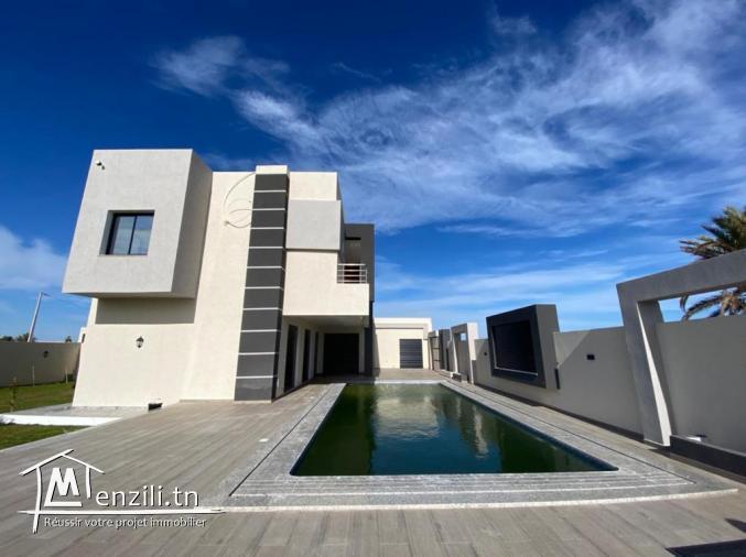 Villa de luxe à vendre Djerba Zone Touristique