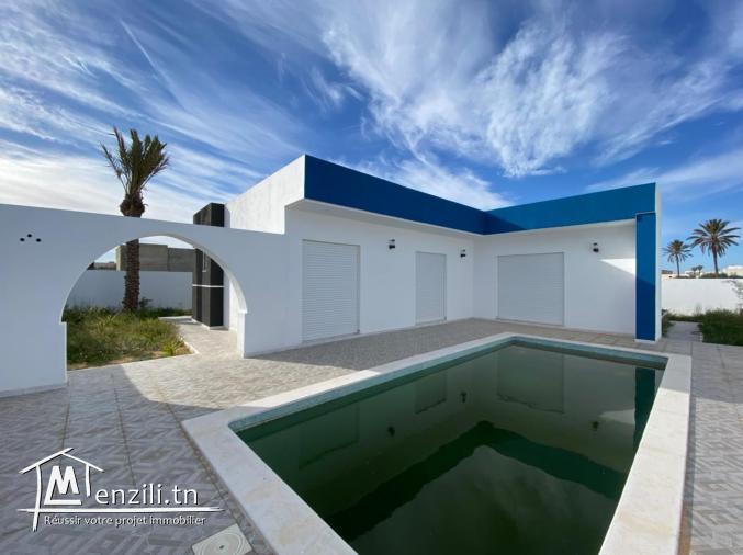 Maison à vendre Houmt Souk Djerba