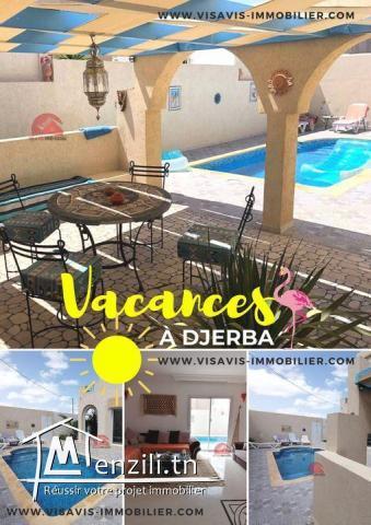 Villa de vacances à Djerba Houmt Souk - L093