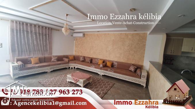 une spacieuse villa s+3 à ezzahra hammem ghezaz
