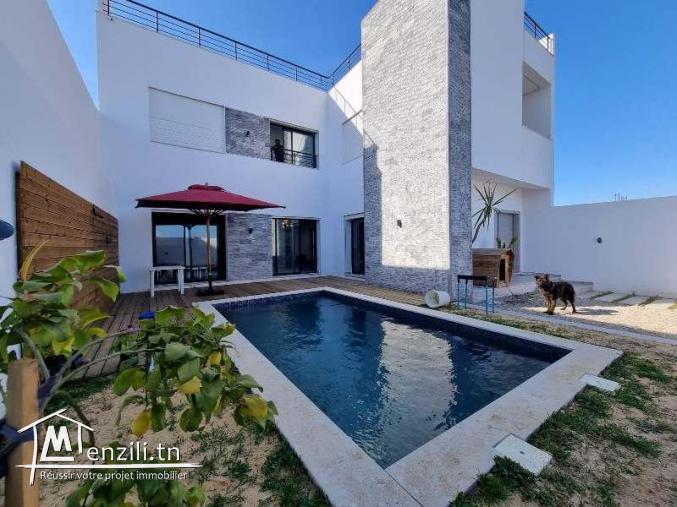 Villa HABIBA(Réf: L2382)