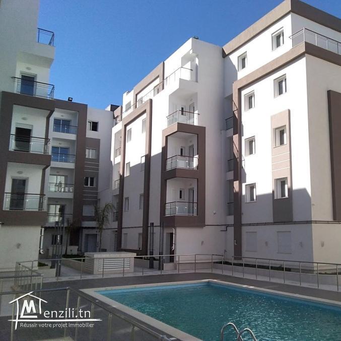 Résidence BOUSTEN : Appartements vue de mer A VENDRE, Hammamet Sud
