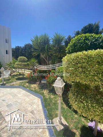 Villa avec beau jardin à Kantaoui - Sousse