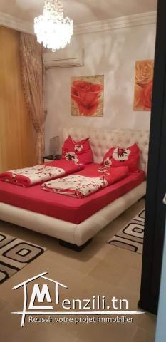 a louer un appartement meublée par nuitée