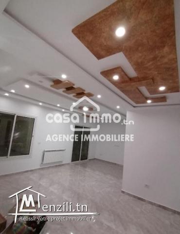 Etage de villa s3 haut standing