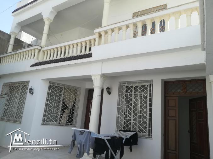 Villa 2 étages indépendants