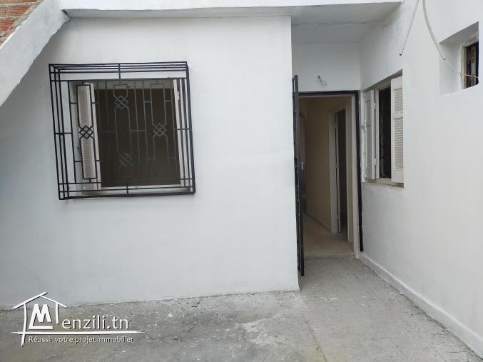 Location d'une maison à Sidi Hsin 20 Mars