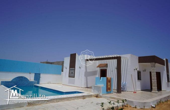 Maison 3 chambres avec piscine pour location estivale