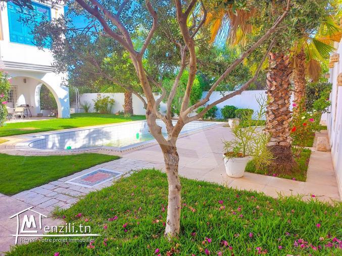 Location Villa meublé lac 2