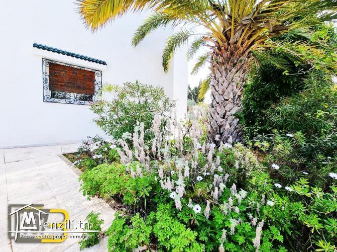 A vendre une agréable villa à el menzah 6