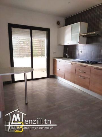 A vendre un agréable duplex à Ain Zaghouan