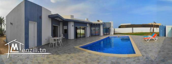 Maison plain pieds, avec piscine , garage au coeur de la nature