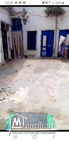 Maison traditionnel tunisien
