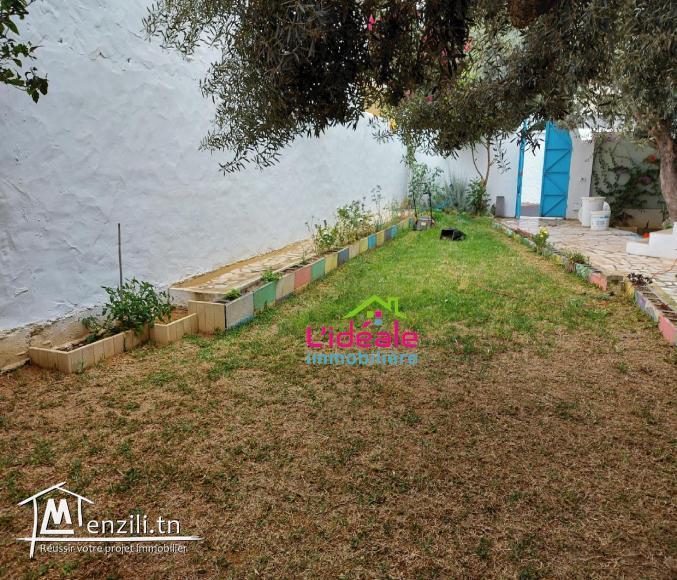 Maison Rachel à Hammamet Nord
