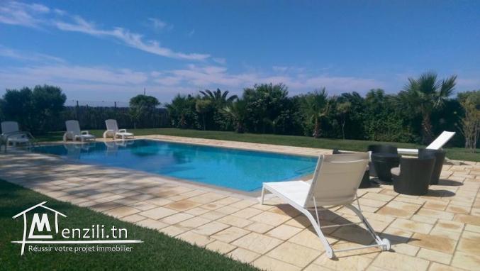 Villa L'OLIVIER(Réf: L1169)