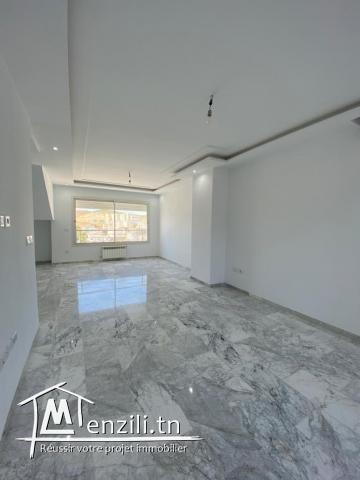 Duplex avec vue panoramique