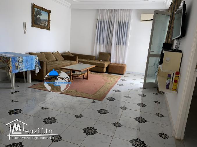 un beau appartement S+2 à Soviva Sousse