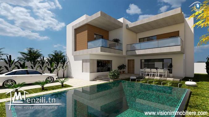 Vente Villa Atef S+4