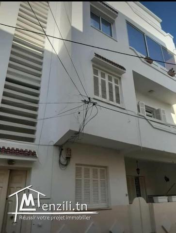 immeuble r+3 a vendre