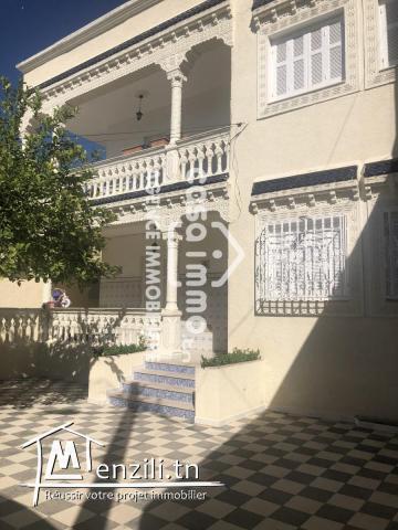 Vente Villa de deux niveaux indépendants