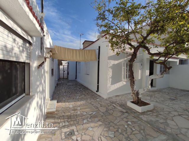A vendre villa dans endroit calme a Ben Arous