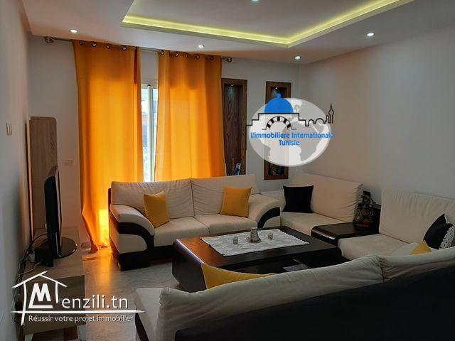 #VENTE : #Appartement (s+2)à #sahloul_4