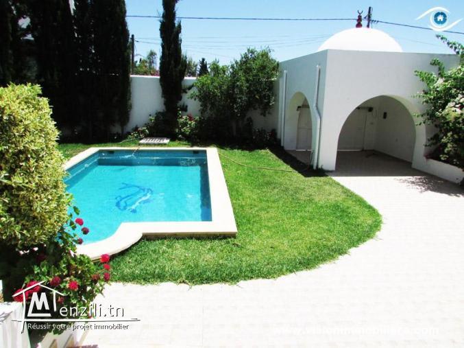 Vacances Villa Razanne 2 S+4