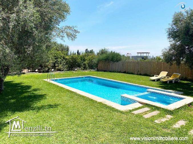 Vacances villa soleil S+3