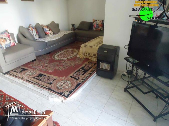 Villa Indépandant S+3 Avec Studio Et Garage à Sahloul (3)