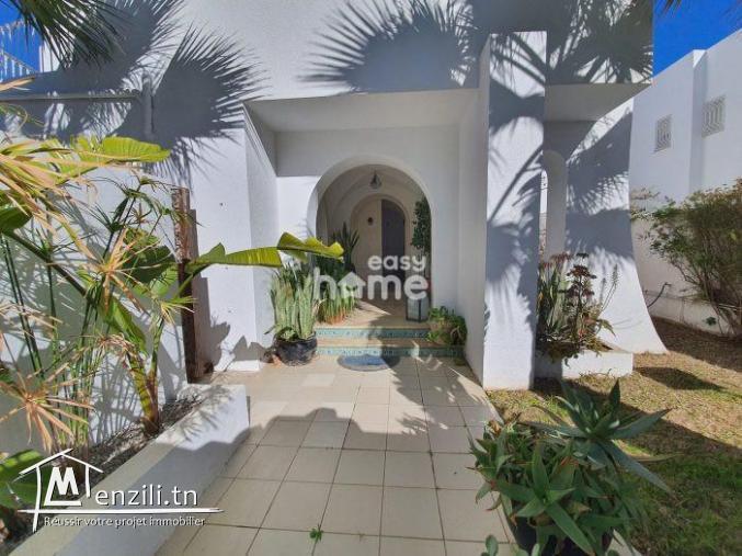 Etage de villa s+2 de 170m² à Jinen Hammamet
