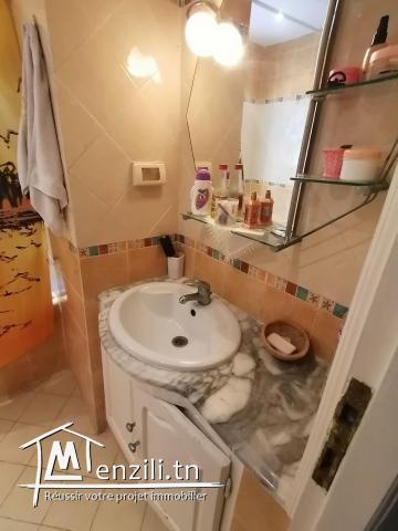 appartement RDC s2 a ezzahra