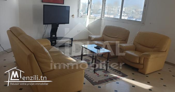 """""""Appartement S+3 meublé aux Berges du Lac"""