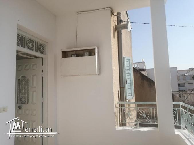 A louer bel étage de villa 1èr étage à Yessminette près de société Randa