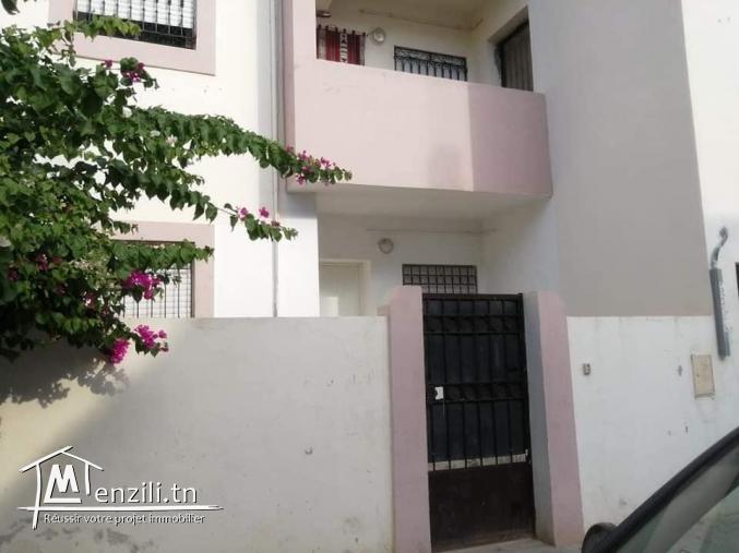 A vendre bel appartement RDC résidence fadi à Fouchana près du carrefour
