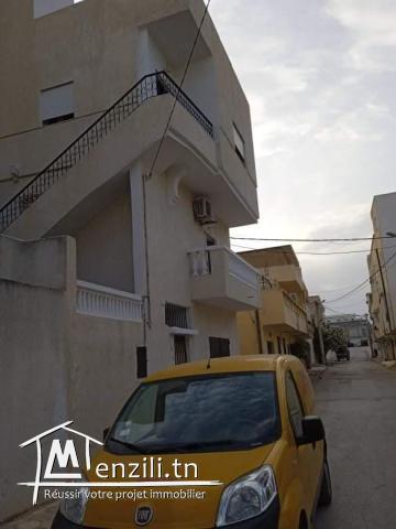 Vente maison 3 étages