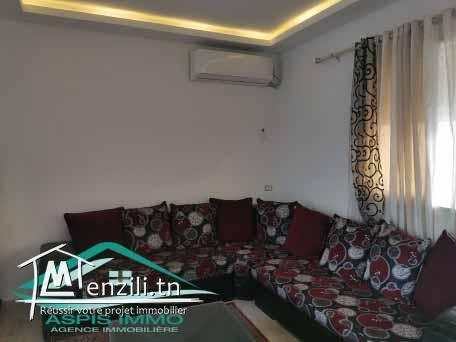 Maison S+2 situé en 2ème position de plage Hammam Ghzeez