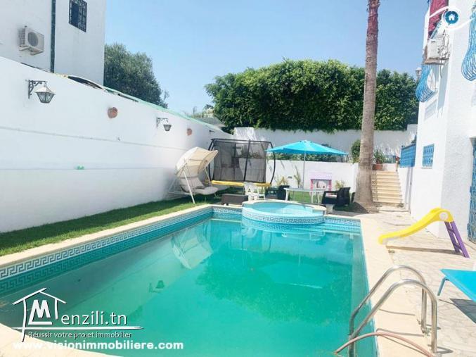 Vacances Villa la Siréne S+7