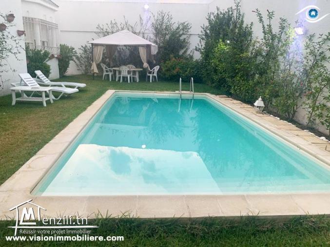 Vacances Villa Almenza S+7