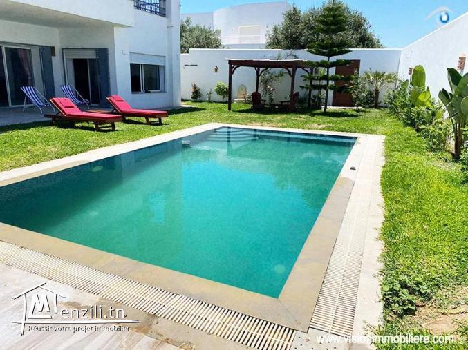 Vacances villa La Belle Vie S+7